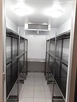 Холодильная камера в коттедж 6