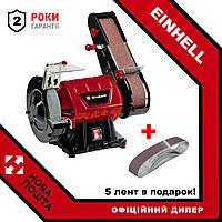 Электрическое точило дисково-ленточное Einhell TC-US 350 4466154