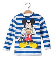Кофта Disney на мальчика (Германия) р116 см