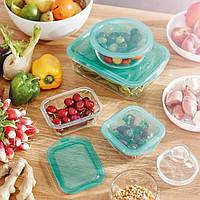 Пищевые контейнеры Luminarc из стекла: купить или обойдемся пластиком?