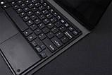 Чехол-клавиатура для планшета Chuwi Vi10 с русско-украинскими буквами, фото 6