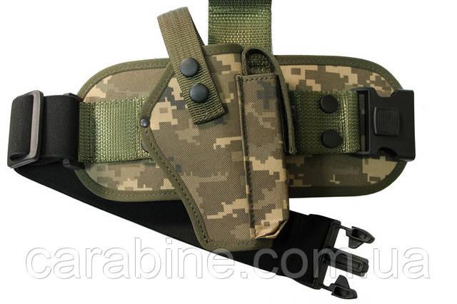 Тактическая набедренная кобура для пистолета Форт 14