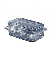 Одноразовый пищевой контейнер 230x130x87 мм, V=1700 мл