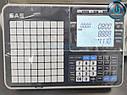 Весы с печатью этикетки на 30 кг CL3500B CAS, фото 8