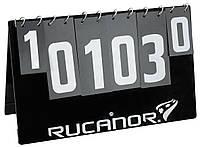 Счетное табло с перекидными цифрами Rucanor 14768-01 Руканор