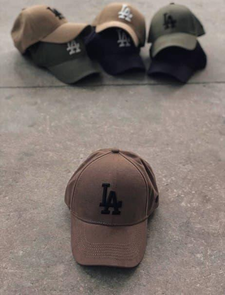 Чоловіча модна кепка LA (11 кольорів)