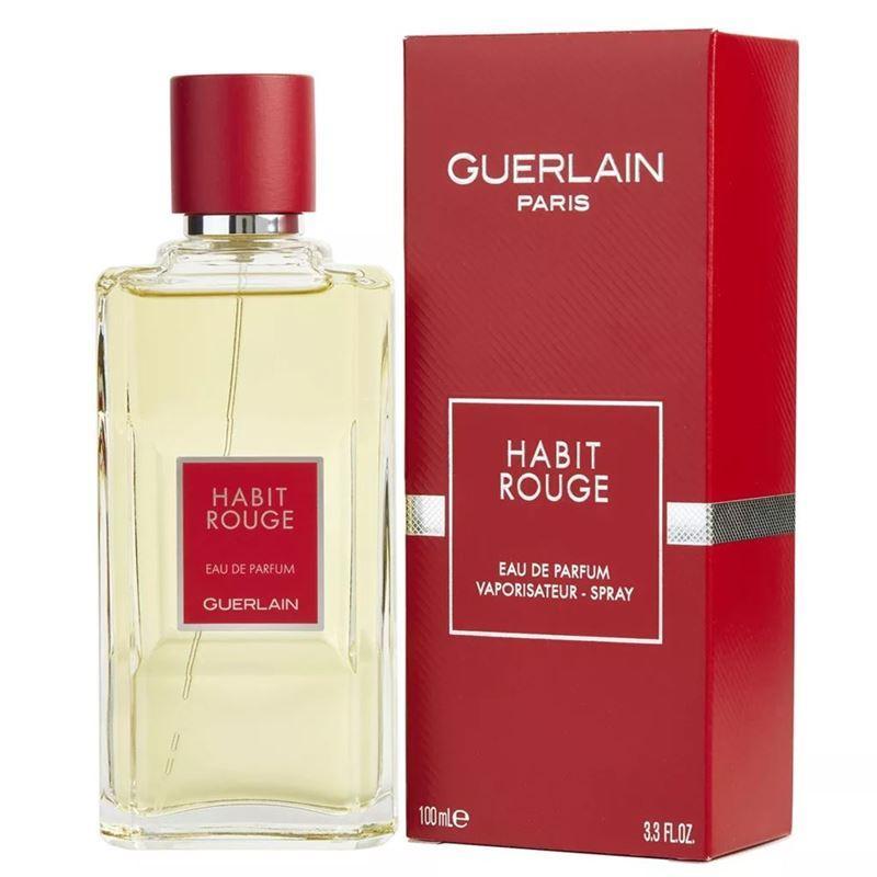 Парфюм, оригинал Guerlain Habit Rouge 100мл