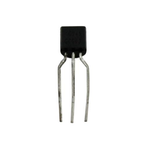 10x Чіп C945 TO92, Транзистор біполярний NPN, підсилювач ВЧ, 100247