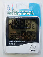 Метеостанция HTC-1 (часы-термометр-гигрометр)