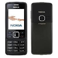 Мобильный телефон Nokia 6300 Black Русская клавиатура