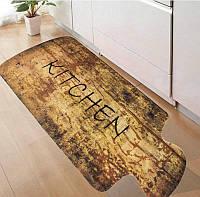 Килимок для кухні Izzihome Ckooky Kitchen Wood