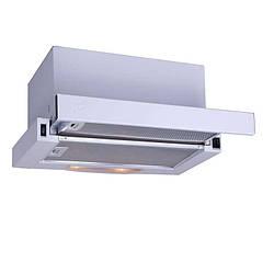 Витяжка Ventolux GARDA 60 WH (650) 2M Телескопічна Біла