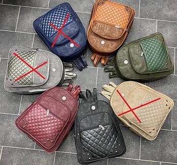Рюкзак жіночий 30*25 см David Polo