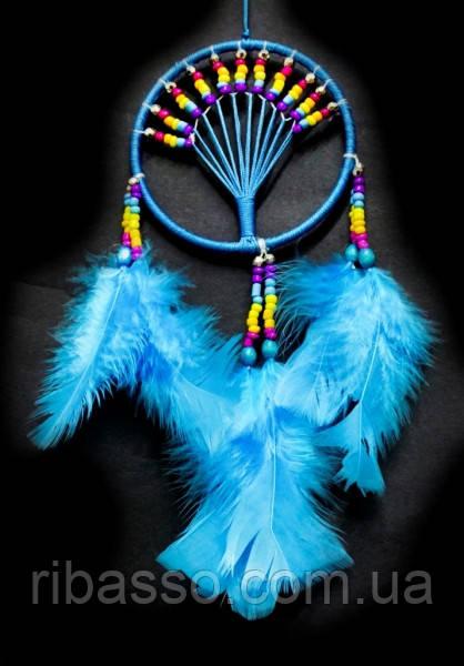 9290181 Ловець снов 1 кільце Блакитний