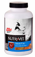 Мульти-витамины для собак Nutri-Vet МУЛЬТИ-ВИТ (Multi-Vite)