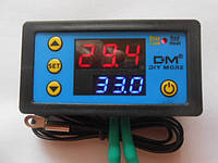 Терморегулятор W3230 (W3231).  -50.0 --- +120.0°C, 220VAC/5A.