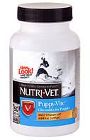 Мульти-витамины для щенков Nutri-Vet ПАППИ-ВИТ (Puppy-Vite)