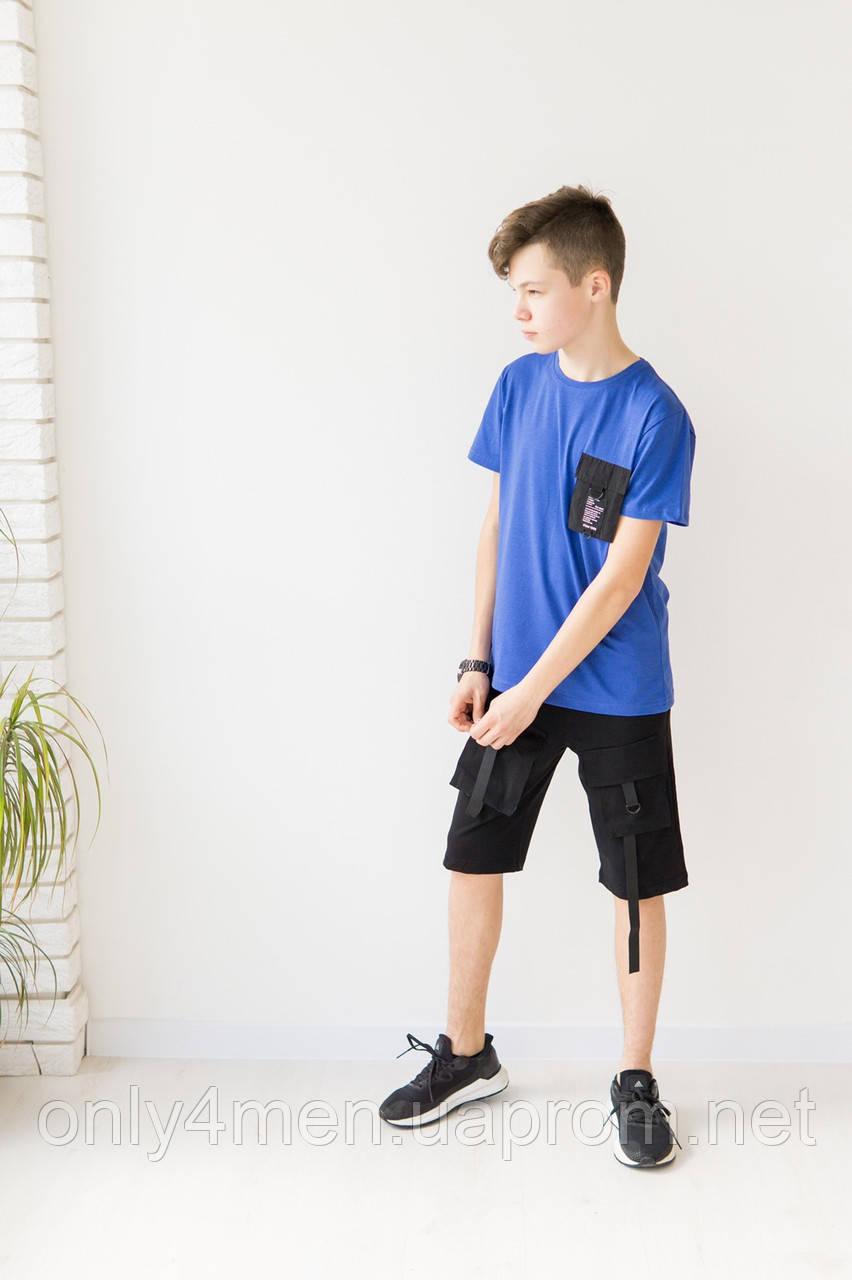 Трикотажные шорты  для мальчика 140-176см