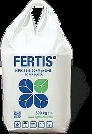 FERTIS Комплексні безхлорні гранульовані добрива для картоплі і овочевих культур