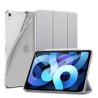 Чехол ESR для Apple iPad Air 4 (2020) Rebound Slim, Silver Gray (3C02200530401)
