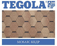 Черепиця TEGOLA (Super) Mosaic Кедр, фото 1
