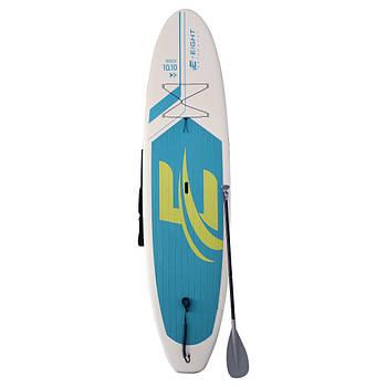 """Сапборд Ridgeside 10'10"""" 2021 - полиэтиленовая долговечная доска для САП серфинга, sup board"""