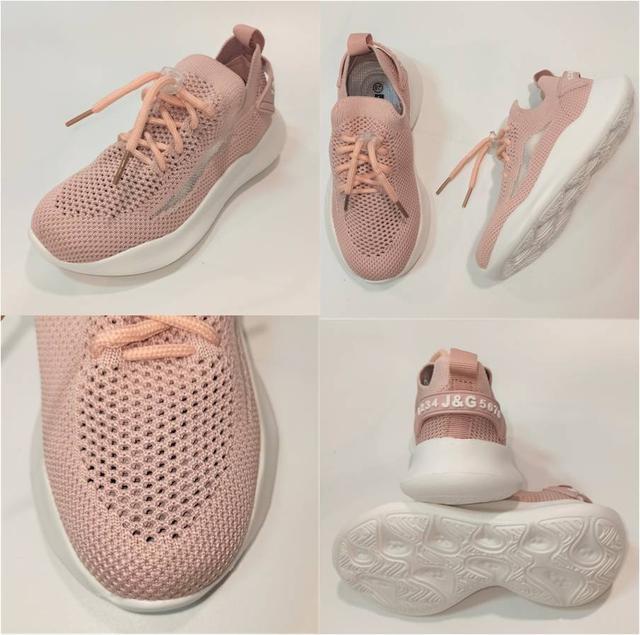 Кросівочки рожеві Jong Golf  розмір 32 33 34 35 36 37  фото