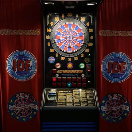 Дартс аппараты с купюро и монето приемниками, фото 2