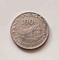 100 рупий Индонезия 1978 г., фото 1