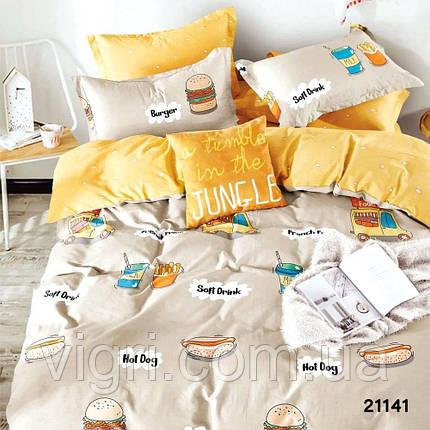 Постельное белье, двухспальное, ранфорс Вилюта «VILUTA» VР 21141, фото 2