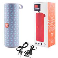Bluetooth-колонка SPS UBL TG126, c функцией speakerphone, радио, blue-grey, фото 1