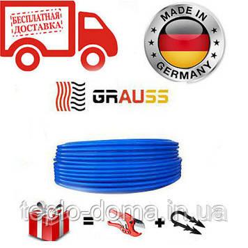 Труба для теплої підлоги Grauss PEX-A 16 * 2мм (Німеччина) Бухта 300м
