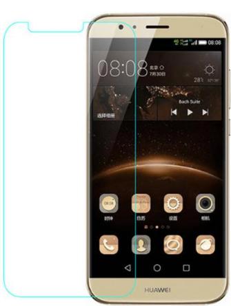 Гидрогелевая защитная пленка AURORA AAA на HUAWEI G7 Plus на весь экран прозрачная
