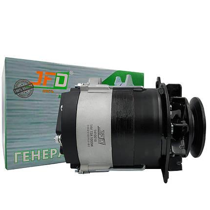 1410010 Генератор 14В 72А 1000Вт (TM JFD) (МТЗ), фото 2