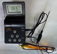 РН-метр EZODO PP-206 (РН: -2.00-16.00; 0-110 °C; -1999 -1999 мВ) з виносним електродом і термодатчиком
