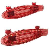 Пенні борд 850 Best Board світиться дека, що світяться колеса PU Червоний