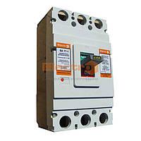 Автоматический выключатель ВА 77-1-630 3P 380В, фото 1