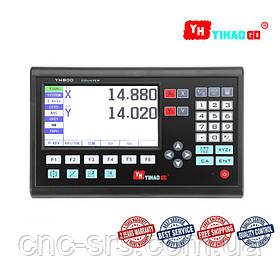2 оси TTL 5 вольт LCD дисплей  устройство цифровой индикации YH800-2