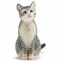 Schleich 13771 Кошка сидит Cat sitting