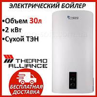 Бойлер 30 литров Thermo Alliance DT30V20G(PD)-D. Электрический накопительный водонагреватель с сухим ТЕНом