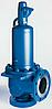 Предохранительные сбросные клапаны для жаротрубных газовых котлов Колви