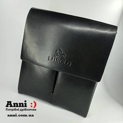 Мужская сумка планшет через плечо изэко кожи24*21