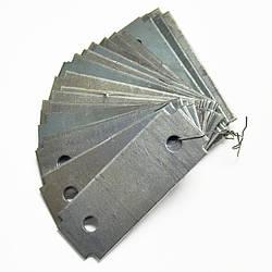 Ножи (бичи) для дробилок, корморезок, кормоизмельчителей