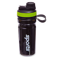 Шейкер для спортивного питания YY-106 (пластик, 600мл, цвета в ассортименте)