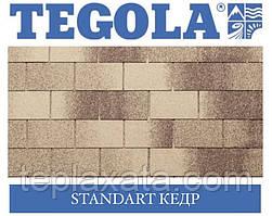 Черепиця TEGOLA (Super) Standart Кедр