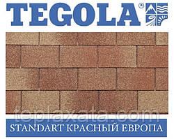 Черепиця TEGOLA (Super) Standart Червоний Європа