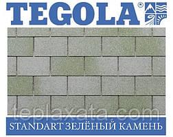 Черепиця TEGOLA (Super) Standart Зелений камінь