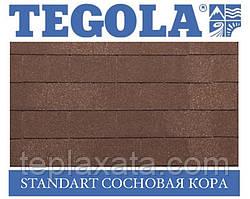 Черепиця TEGOLA (Super) Standart Соснова кора