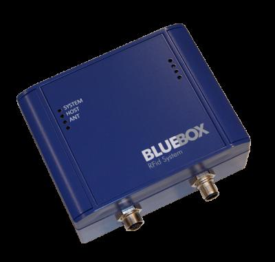Одноканальный UHF RFID считыватель с 1 антенным разъемом BLUEBOX Advant MR 1CH