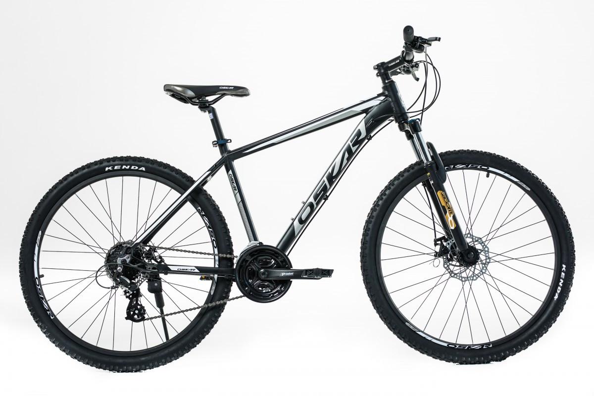"Велосипед Oskar 27,5""AIM черный (27,5-aim-bk)"